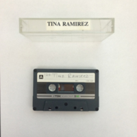 Tina Ramirez Interview, Tape 1