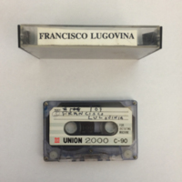 Francisco Lugoviña Interview, Tape 1